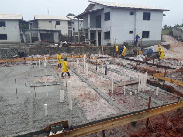 Módulo 05 - Instalações na fundação e concreto magro
