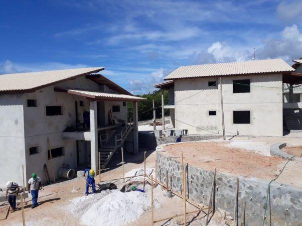 Revestimento fachada externa
